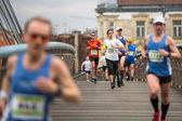 Krakow international Marathon — Stock Photo