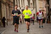 Krakow international Marathon — Stockfoto
