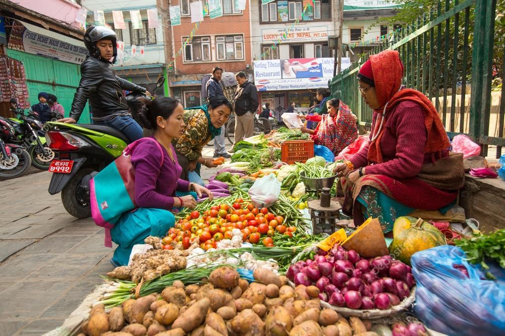 Street Food Of Nepal