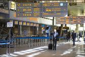 Terminal hall of John Paul II International Airport — Stockfoto