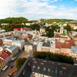 Top view from of the City Hall in Lviv — Stock Photo #45246539