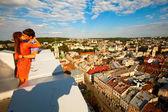 Lviv City Hall — Stock Photo