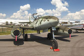 Messerschmitt Me 262 — Stock Photo