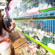 Unidentified seller shop at Chatuchak Weekend Market — Stock Photo #47241227