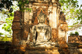 Buddha statue in the Historical Park — Stockfoto