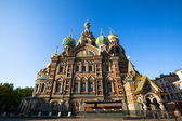 Church of Savior on Spilled Blood — Zdjęcie stockowe