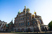 Church of Savior on Spilled Blood — 图库照片