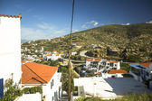 View of Andros,  Greek island — Stock Photo