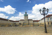 Charlottenburg Palace — Stock Photo