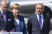 German Chancellor Angela Merkel — Stock Photo