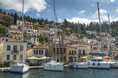 Marina of Poros,  Greece — Stock fotografie