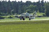 Aircraft Messerschmitt Me 262 — Стоковое фото