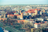 Royal Wawel castle — Stock Photo