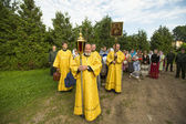 Orthodox Religious Procession — Foto Stock