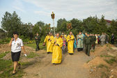 Orthodox Religious Procession — ストック写真