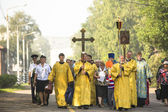 Orthodox Religious Procession — Stockfoto