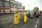 Orthodox Religious Procession — Foto de Stock