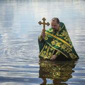 Celebrations commemorating the Rev. Anthony Dymsky — Stock Photo