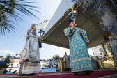 Bischof und Tichwin Lodeinopolskiy Mstislaw — Stockfoto