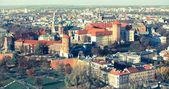 Royal Wawel castle in Krakow — Stock Photo