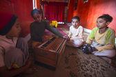 Children at Jagadguru School. — Stock Photo