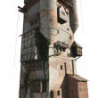 Medieval or Wizard's Tower, isolated version — Stock Photo #36728397