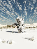 Future Soldier, Snow Patrol — Stock Photo