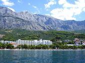 Croatia. Makarska Riviera. — Stock Photo