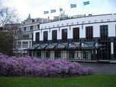 Nizozemsko amsterdam. město view.march, 2008 — Stock fotografie