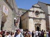 Croatia, Dubrovnik. July, 2006. — Stock Photo