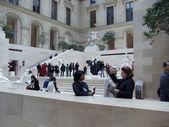 Frankrijk, Parijs. Louvre. maart, 2011. — Stockfoto