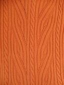 背景。羊毛手工针织面料的一种无缝模式. — 图库照片