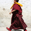 Tibet monk — Stock Photo