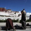 Stock Photo: Tibet potalpaleis