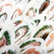 Zalm wrap — Stock Photo #12452291