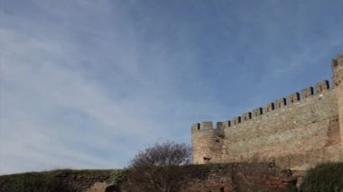 Video Portel Castle, Alentejo region, Portugal. — Stock Video