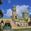 Church Of The Intercession Of The Mother Of God. — 图库照片