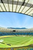 Estádio do Maracanã no Rio de Janeiro, Brasil — Fotografia Stock