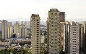 Buildings in Sao Paulo, Brazil — Stock Photo
