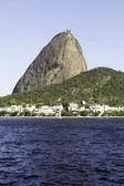 The Sugarloaf in Rio de Janeiro, Brazil — Foto de Stock