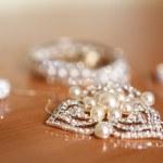 Wedding accessory — Stock Photo