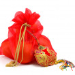 Stock Photo: Chinese New Year Gift Bag