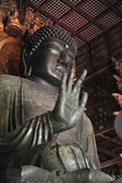 Daibutsu at Todaiji Temple — Stock fotografie