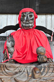 Healing Buddha of Todaiji Temple — Stock Photo
