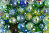 Marble balls — Stock Photo
