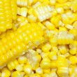 Stock Photo: Sweetcorn kernels