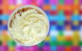 Koffie latte — Stockfoto
