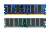 Computer Memory Stick — Stock Photo