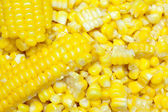 Sweetcorn kernels — Stock Photo
