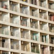 Many balconies — Stock Photo #41067191